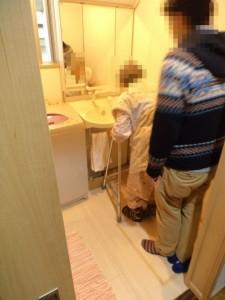 浴室・洗面所の改修工事