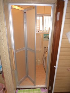 浴室建具交換