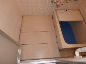 浴室改修と福祉用具