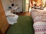 ベッドサイド水洗トイレ