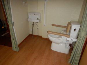 介護の部屋を造る