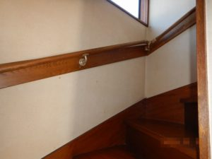 階段手摺 廻り階段
