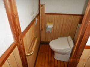 トイレ手摺